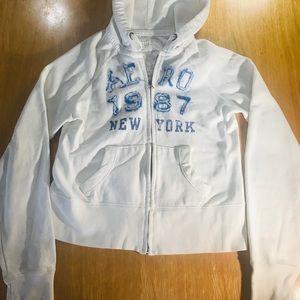 Aeropostale cotton hoodie, jr. Small